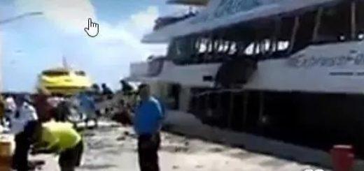 美加政府突发警告:往墨西哥旅客小心人身安全!