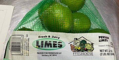 注意!卡罗来纳州部分柠檬、橙子、红土豆被李斯特菌污染
