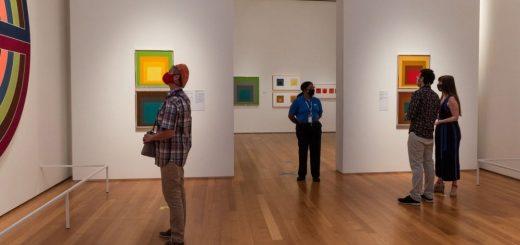 北卡罗莱纳州艺术博物馆周三重新开放