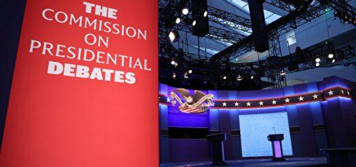 美总统辩论委员会将改规则 必要时切断麦克风