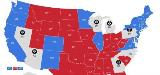 曙光再现!川普又有戏了,发现投票违规!多州起诉,高院下令宾州分开统计,WI,GA重新计投票