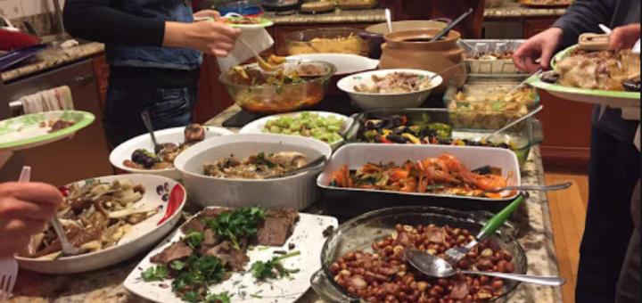 华裔餐桌上一个动作,导致姐妹俩双双染疫