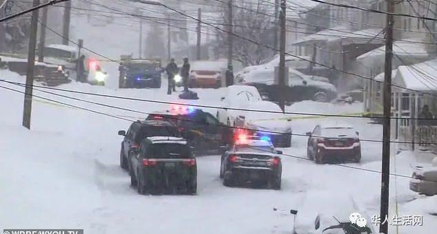 """碰到""""恶""""邻里,压不住火,宾州铲雪纠纷,竟然演变成杀戮,造成3人死亡"""