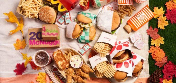 毫无悬念,7年蝉联第一!美国人最爱的快餐厅还是它